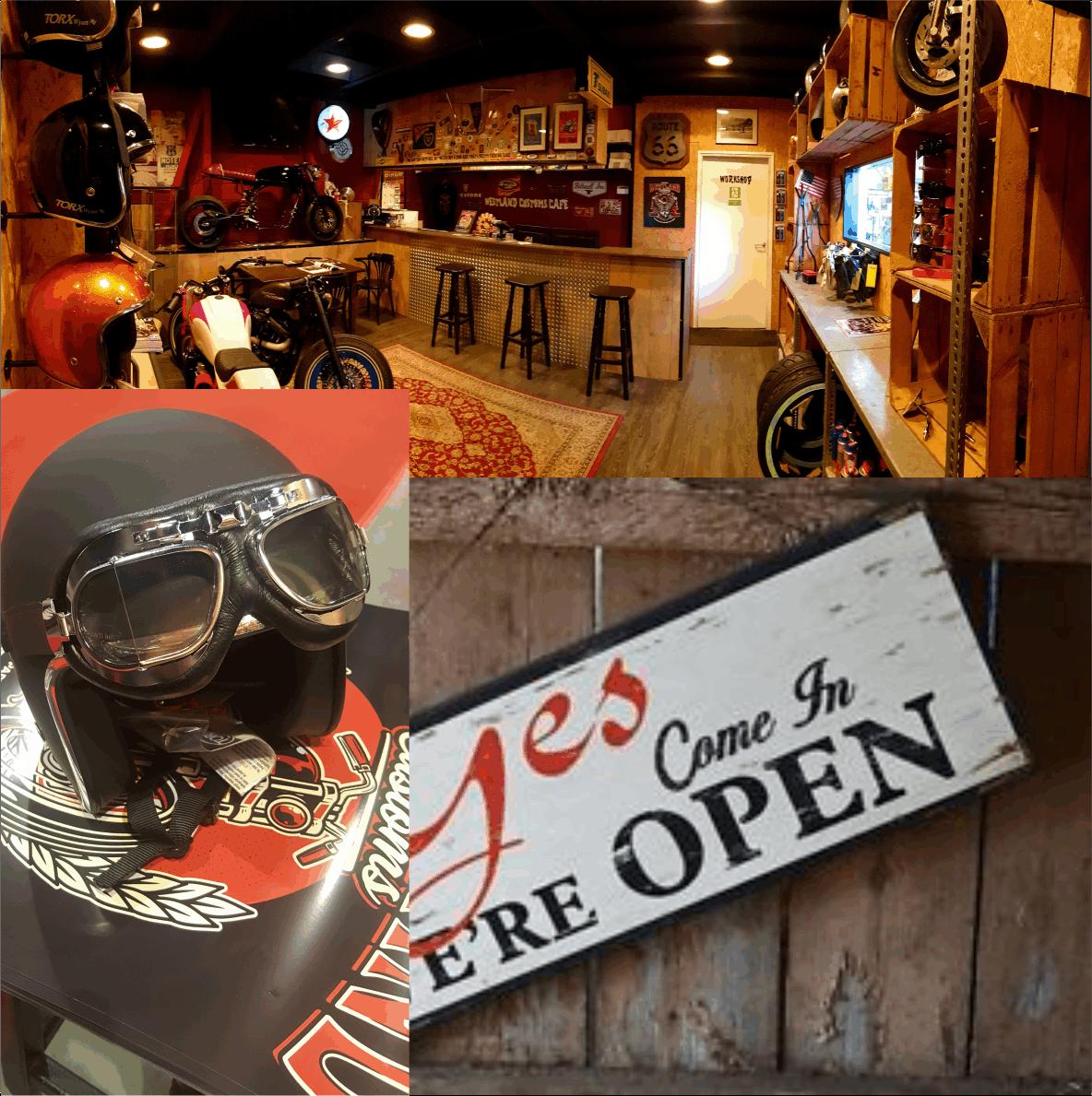 Winkel geopend op vrijdag en zaterdag!