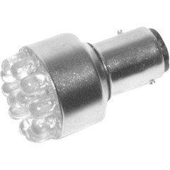 LED-Bulb | Achterlicht-Remlicht 12V | Rood