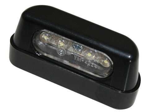 Kentekenplaatlamp   LED   FLAT