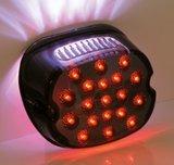 Achterlicht   LED   H-D   99-21 Modellen   Smoke   Type2_