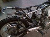 Cafe Racer Frame Loop Hoop 22mm - Breedte 162mm_