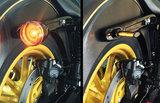 RAW | LED | HeinzBikes Winglets H-D >'93_
