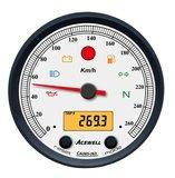 Kilometerteller & Toerenteller | Acewell | Wit_