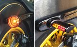 Combi Achter | LED | HeinzBikes Winglets H-D >'93_