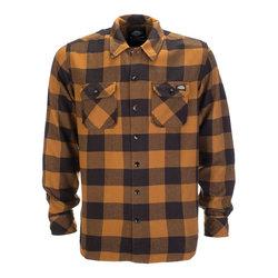 Dickies Shirt   Sacramento   Brown Duck
