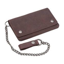 Dickies Wallet | Deedsville | Leather | Bruin