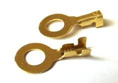 Ring kabelschoen Ø 4mm (2x)