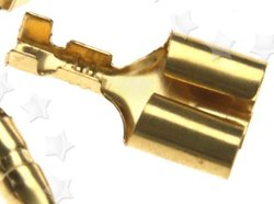 Connector | Female | Rond Dubbel 3,5mm (4x)