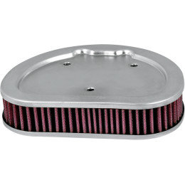 K&N AIR FILTER REPLACEMENT HD TWIN CAM TOURING 08-19