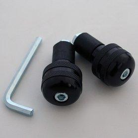 Stuurgewichten voor 22mm sturen, zwart