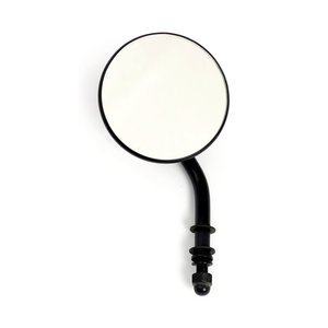 Spiegel | Shorty H-D Style | Zwart