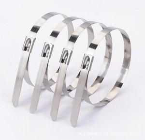 Tie Wrap | RVS | 30 cm | 5 stuks