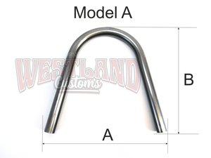Frame Loop Hoop 22mm, Op Maat Service