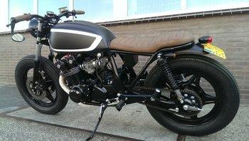 1984 Honda CB750F Bratstyle (sold)