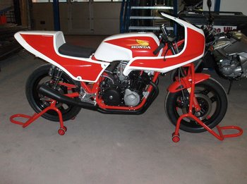 1981 Honda CB1100R Classic Racer (verkocht)
