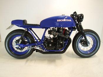 1982 Honda CB750F Café Racer (verkocht)