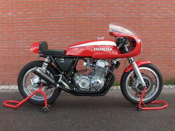 1978 Honda CB750F1 Classic Racer (verkocht)