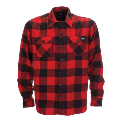 Dickies Shirt   Sacramento   Rood