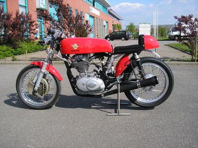 1969 Ducati 350 Single Racer  (verkocht)