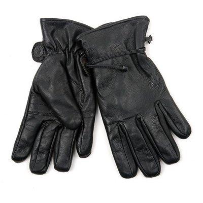 Biker Handschoenen | Zwart