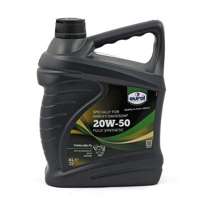 Motorolie | Eurol 20W-50 | 4 Liter | Vol Synthetisch