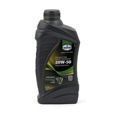 Motorolie | Eurol 20W-50 | 1 Liter | Vol Synthetisch