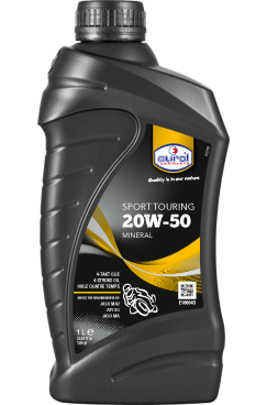 Motorolie | Eurol 20W-50 | 1 Liter