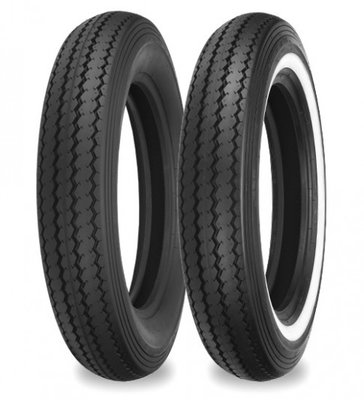 Shinko | Old Classic WW | Voor | 100/90-19