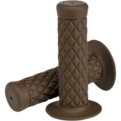Biltwell Grips Thruster 7/8 inch(22mm) Brown