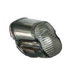 Taillight Lens | Smoke | 03-17