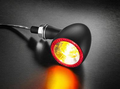 Combi Achter | LED | Kellermann Bullet | 1000DF |Black