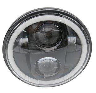 "LED Koplampunit | 5-3/4"" (140mm) | Daymaker-Style | Plus"