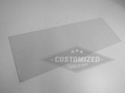 Aluminium zadel basis plaat