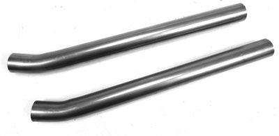 Cafe Racer Frame Loop Kick-Up Extensions - voor 25,4mm loops