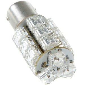 LED-Bulb   Achterlicht-Remlicht 12V   Rood SUPERFLUX