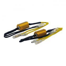 Weerstanden voor LED-knipperlichten